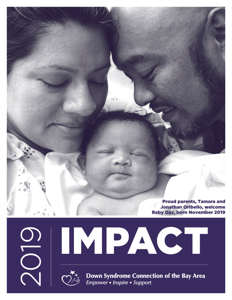 2019 Donor Impact Report - Click to open